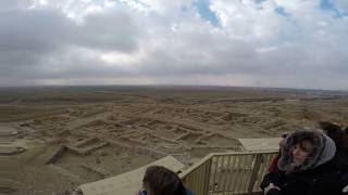 Tel Beer Sheva Video 5 December 30th 2015