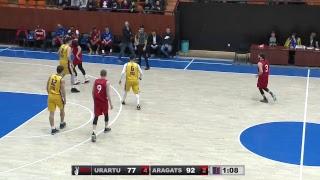 Urartu Vivaro VS Aragats 17.02.2019
