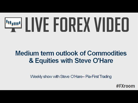 Medium term outlook of Commodities & Equities with Steve O'Hare