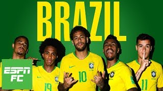 Why winning the 2018 World Cup is so important for Brazil (can Neymar & Co. do it?) | ESPN FC