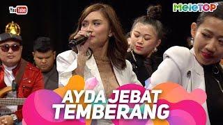Ayda Jebat Temberang Trending No 1 | Persembahan Live MeleTOP | Scha Alyahya & Awal Ashaari