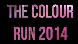 The 2014 Melbourne Colour Run