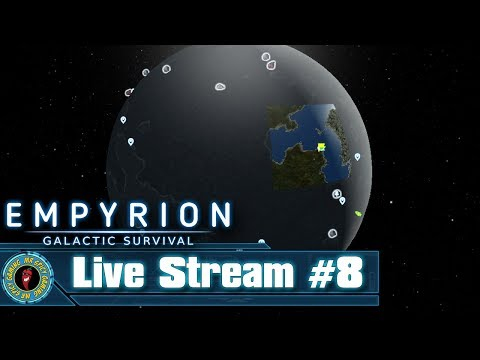 New Update With Map Changes Empyrion Galactic Survival Live 8