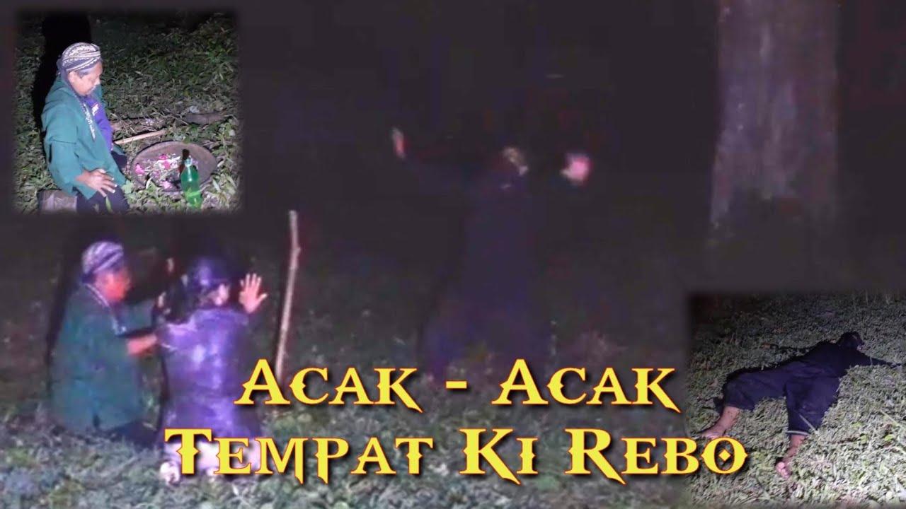 Download LUMPUHKAN DUKUN PESUGIHAN KI REBO
