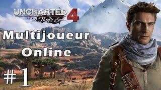 Uncharted 4 FR - Online - Bonne partie en MME