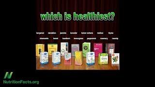 Nejzdravější bylinný čaj