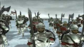 Medieval 2 Total War Machinima Battle: Denmark vs Russia By Magister