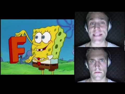 The SpongeBob SquarePants FUN Song (Impressions)