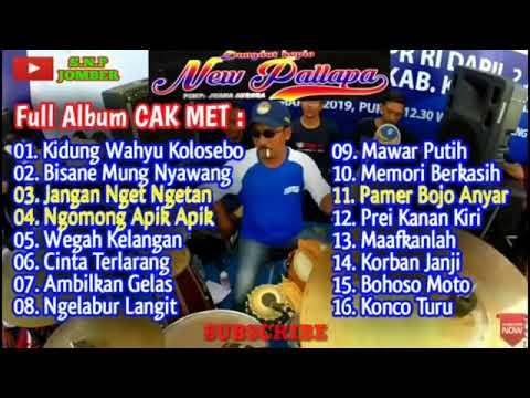Full Album Raja Kendang KY AGENG CAK MET NEW PALLAPA TERBARU 2019