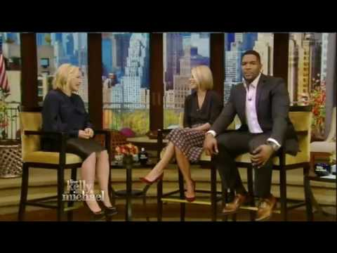 Patricia Arquette interview Live! With Kelly and Michael 1/18/2016