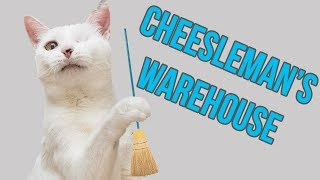Cheesleman's Warehouse OFFICIAL SONG
