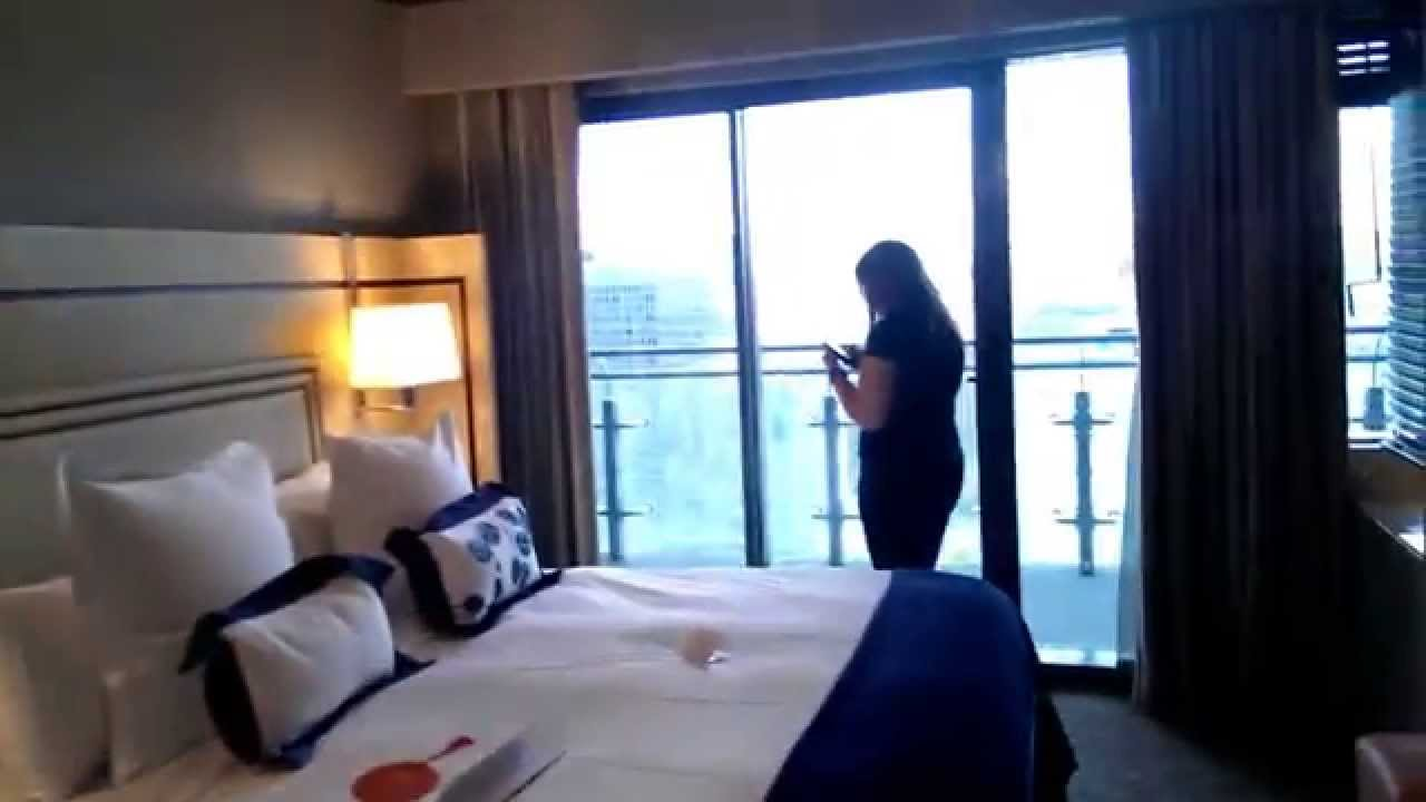 cosmopolitan las vegas: terrace one bedroom - youtube