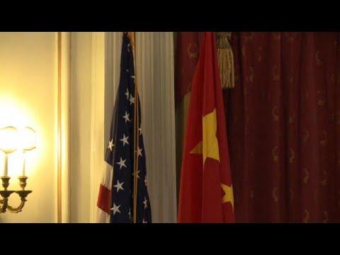 China e EUA voltam a tentar novo acordo comercial