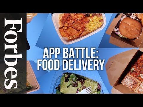 App Battle: Who Does Food Delivery Best?   Forbes