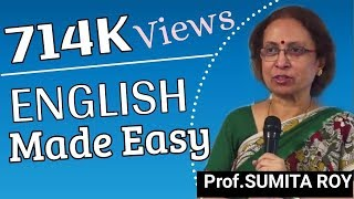 Gambar cover English made easy by Prof Sumita Roy part 1