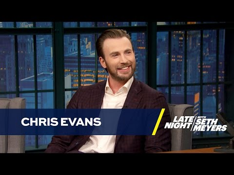 Thumbnail: Chris Evans Told His Mom When He Lost His Virginity