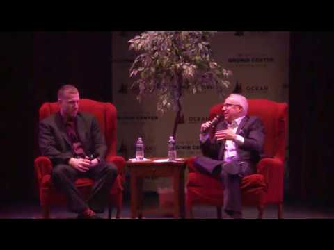 Todd Frazier talks baseball and life with Russ Salzberg in Toms River, NJ