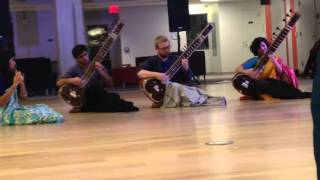 Emory North Indian Classical Music Ensemble Performance