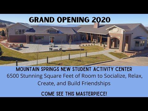 Mountain Springs Preparatory Academy Student Activity Center