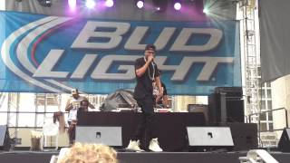 Chamillionaire (LIVE) - N Luv Wit My Money (Houston Beerfest 2K15)