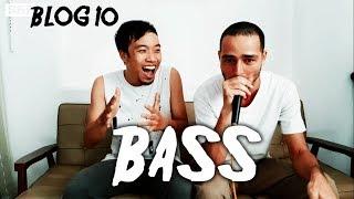 B-LOG 10 - DẠY ANH TÂY BEATBOX - ÂM BASS | BASS TUTORIAL [VIETSUB]