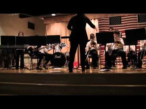 Rockburn Elementary School Jazz Band Concert - 3/16