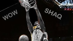 Shaquille O'Neal mix-wow remix
