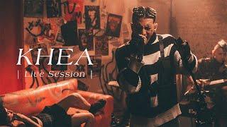 KHEA - Keloke, Mamacita, tu msj 💔 [Live Session]