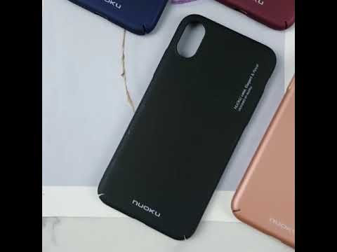 nuoku case iphone xs max
