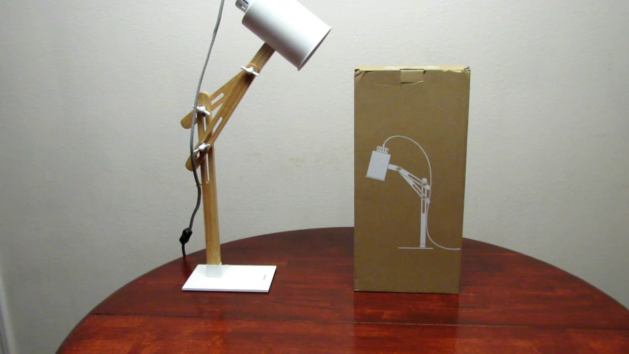 Tomons Led Multi Angle Swing Arm Designer Desk Lamp Youtube