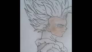 how to draw-Gogeta ssj