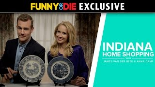 Indiana Home Shopping with James Van Der Beek and Anna Camp