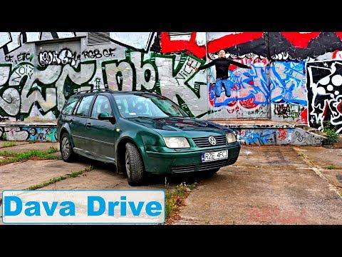 Volkswagen Bora 1.9 Tdi 1999г 115 л.с. Dava Drive