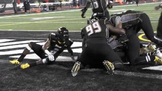 Towson Football Beats #23 Villanova 28-21 on Homecoming