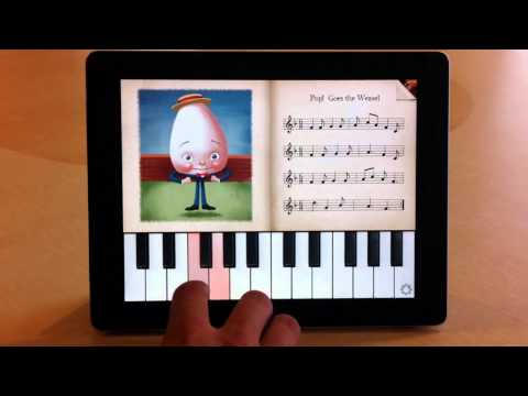 The Fantastic Flying Books of Mr. Morris Lessmore iPad App - now available on the App Store