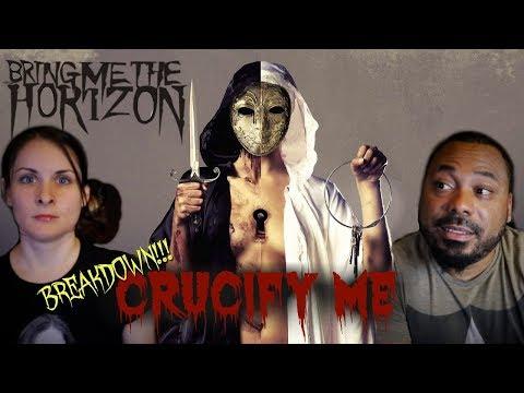 Bring Me Horizon Crucify Me Reaction!!