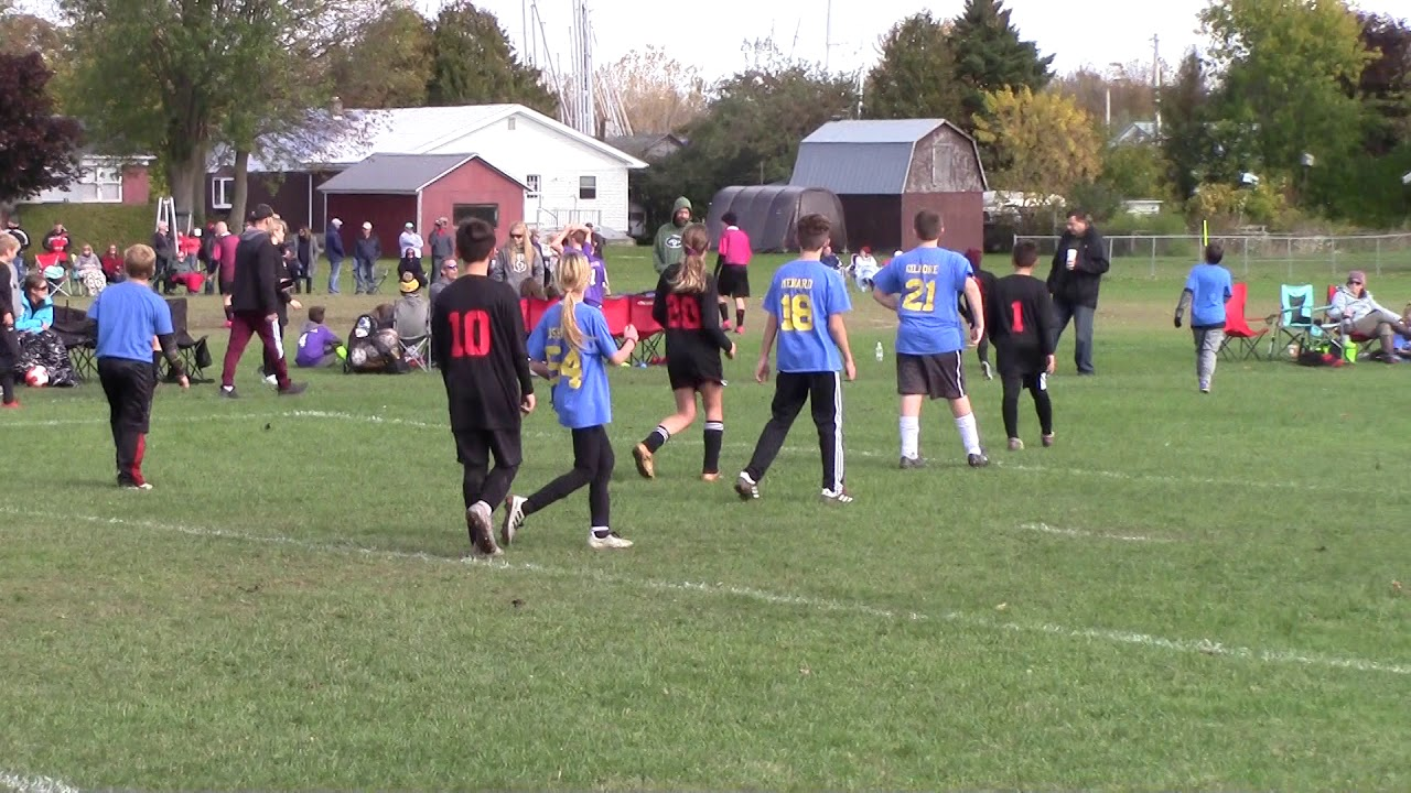 Champlain-Rouses Point - Ellenburg Bantams  10-19-19