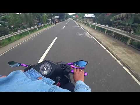 Poppy Gee Travels | Motorbike Ride (Margosatubig to Pagadian City)