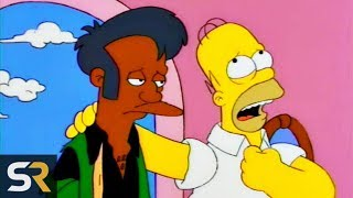 10 Moments The Simpsons Took Stereotypes Too Far
