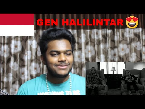 Gen Halilintar - Love Of My Life (Queen) Official Cover Video | REACTION
