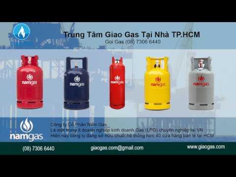 Đại lý giao gas Nam Gas tại đường Đặng Thai Mai quận Phú Nhuận, điện thoại (08)7306 6440