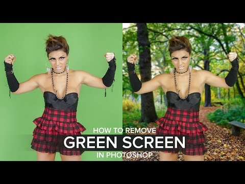 How to Remove Green Screen Background in Photoshop from YouTube · Duration:  4 minutes 55 seconds