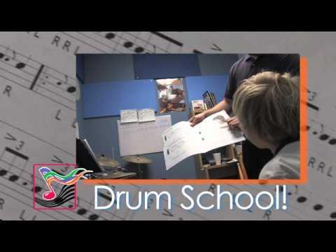 Frisco School of Music - Drum Lessons