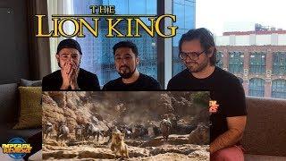 The Lion King ( El Rey Leon ) - Trailer Oficial - REACCION!!!