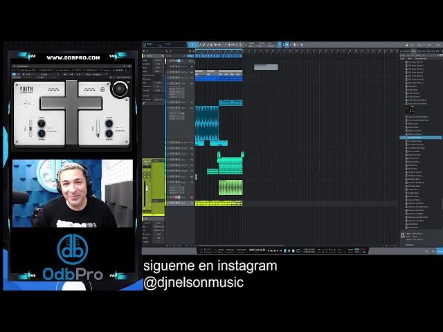 DJ NELSON - 0DBPRO.COM - PRODUCIENDO