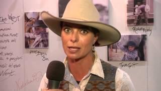 Fieracavalli 2014: Ranch Academy con Natalia Estrada