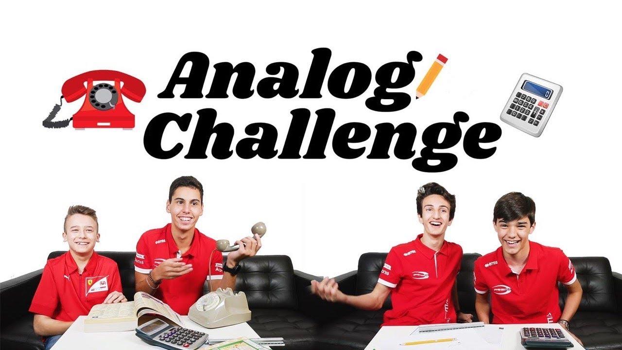 The Analog Challenge
