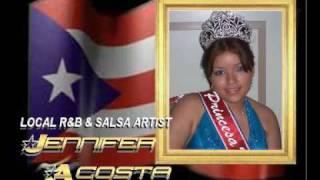 Latina Salsa & R&B Artist: Jennifer Acosta - UNFAITHFUL