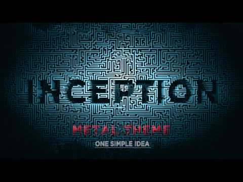 Music from Inception, Metal version