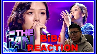 BiBi - Peek-A-Boo (Red Velvet) Cover[THE FAN Ep 4] REACTION